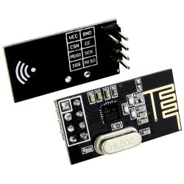 DWM-NRF24L01 2.4GHz transceiver rf module