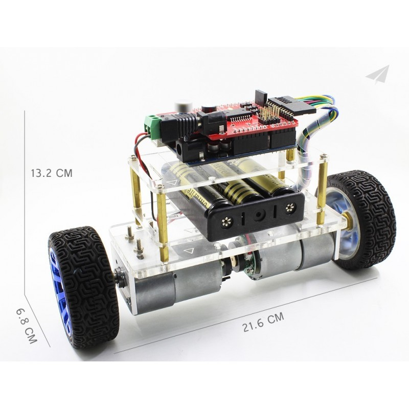 Balanbot Self-balancing Robot Kit