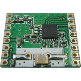 RFM67W-S2 433MHz /868MHz /915MHz 17dbm RF transmitter