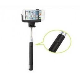 Extendable Handheld  Bluetooth selfie Stick Pole