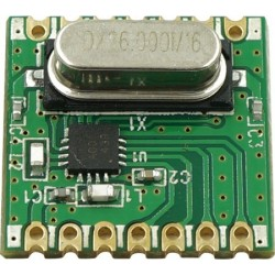 RFM219SW   433MHz /868MHz /915MHz  OOK and (G)FSK receiver