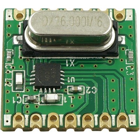 RFM219SW 315MHz /433MHz /868MHz /915MHz  OOK and (G)FSK receiver