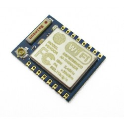 DWM-ESP8266 ESP-07 Serial to WIFI wireless transceiver module