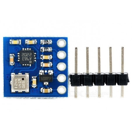 DWM-GY-652 HMC5983 + BMP180 Electronic Compass Atmospheric Pressure Sensor Module