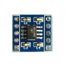 DWM-X9C104 digital potentiometer module