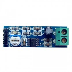 LM386 20 /200 Times gain of audio amplifier module