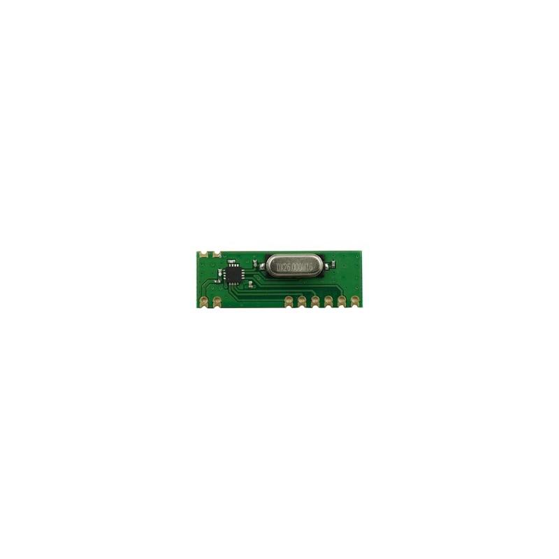 RFM210W /RFM217W HopeRF CMT series 240MHz to 960 MHz OOK stand-alone RF receiver