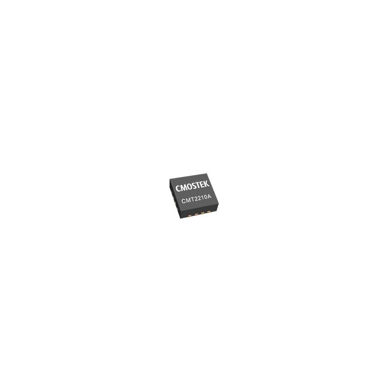 CMT2210AW HopeRF CMT series low-cost OOK stand-alone RF receiver