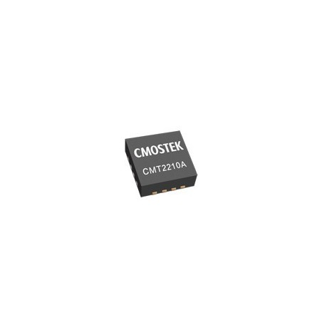 CMT2210AW HopeRF CMT series low-cost 300MHz to 480MHz OOK stand-alone RF receiver