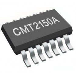 CMT2150AW HopeRF CMT single-chip OOK RF transmitter with1920, 1527 and 2262 data encoder