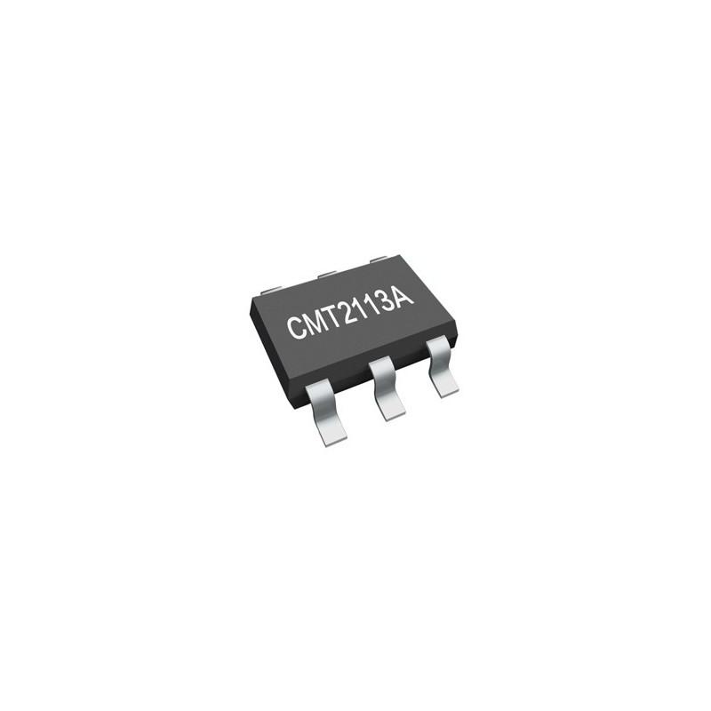 CMT2113AW HopeRF single-chip (G)FSK transmitter