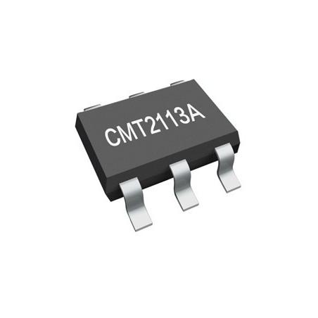 CMT2113AW HopeRF single-chip 240MHz to 480MHz (G)FSK transmitter