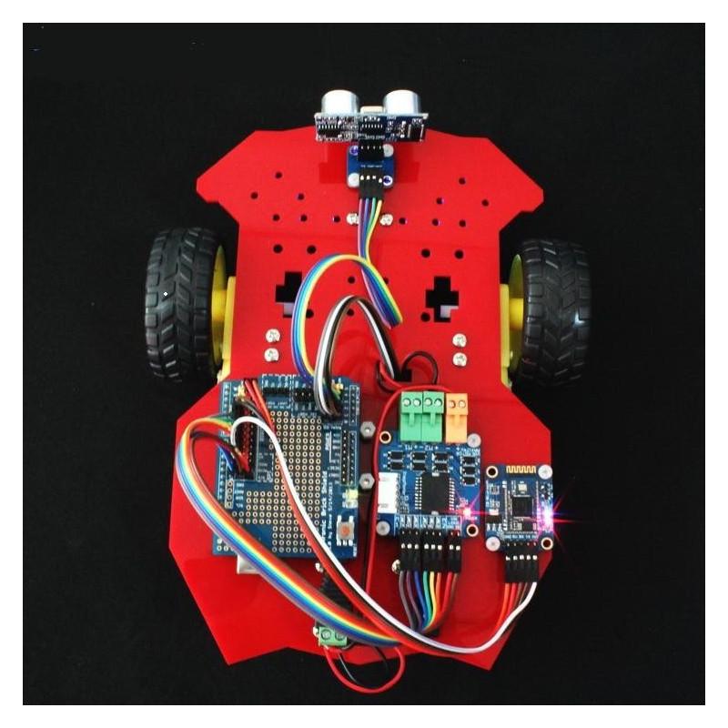 DWM-2WD Smart Car Kit