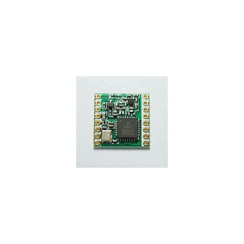 RFM92W /RFM95W 868MHz /915MHz LoRa transceiver RF module