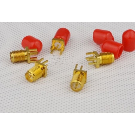 DWM-SMA-KF Male 50ohm RF coaxial connector