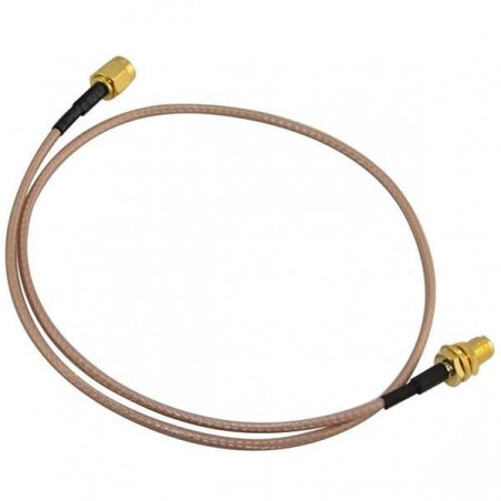 DWM-SMA Male to Female 50ohm RF coaxial RG316 extension jumper cable