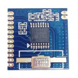 DWM-RF4421 Si4421 7dBm FSK Tranceiver Module