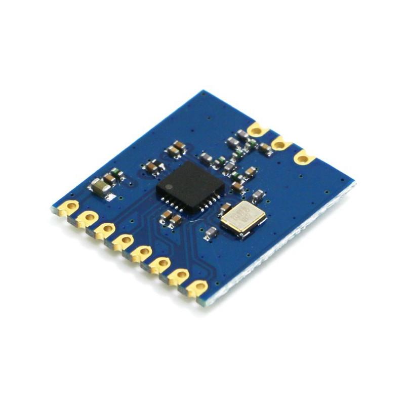 DWM-RTC1101 TI CC1101 +10dBm 433MHz /868MHz /915MHz Wireless Transceiver Module