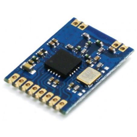 DWM-RTC1101-S Small Size CC1101 +10dBm 433MHz /868MHz /915MHz Wireless Transceiver Module