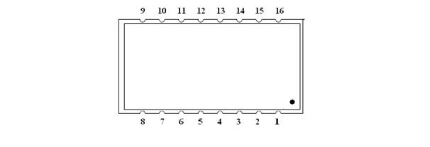DWM-LoRa1276F30-Pin-definition