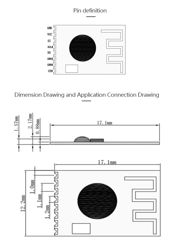 dwmzone-dwm-dl-24trgc-ti-cc2500-low-cost-pcb-antenna-24ghz-transceiver-rf-module-size