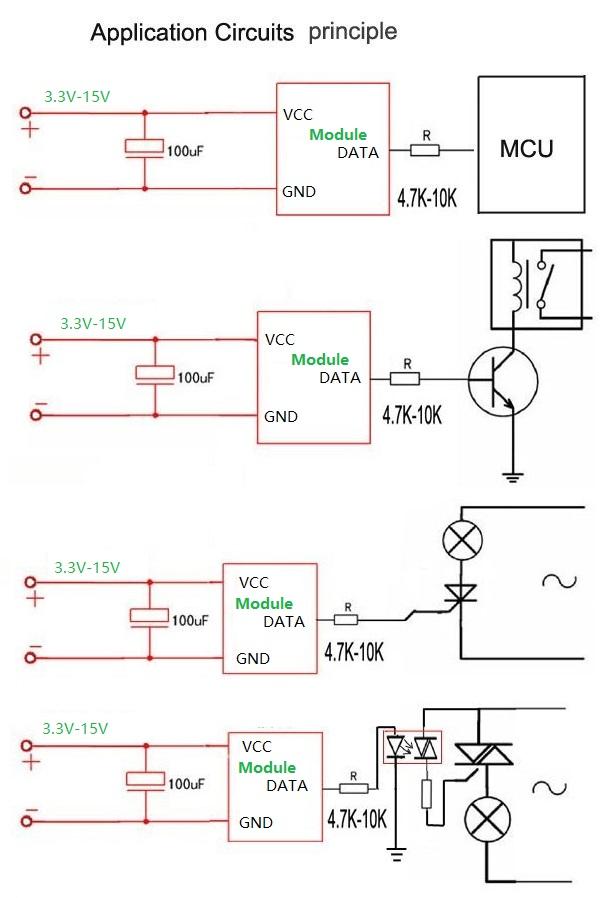 dwmzone-DWM-PM-2-Mini-Infrared-PIR-module-application-circute