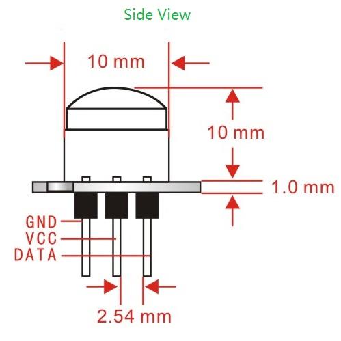 dwmzone-PM-2-PIR-module-sensor-side-view