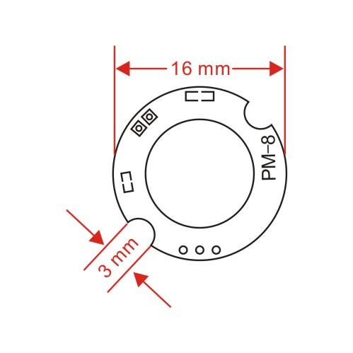 dwmzone-PM-8-PIR-module-sensor-TOP-view
