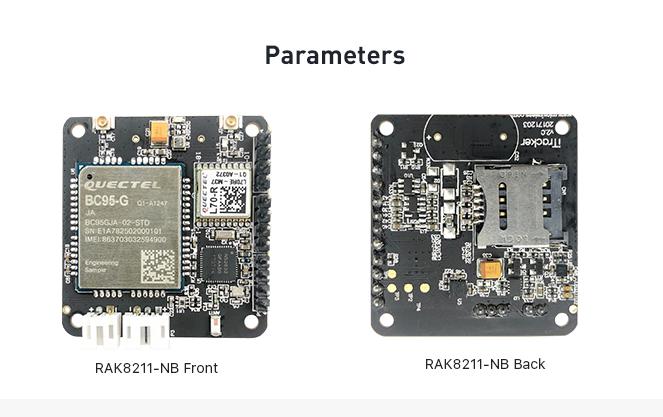 Development -Board-parameter